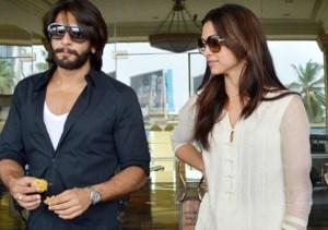 Ranveer Singh and Deepika Padukone ENGAGED
