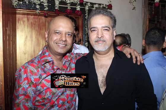Naved Jaffrey and Ravi Behl