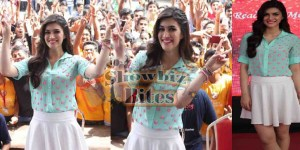 PHOTOS: Kriti Sanon Looks Super Gorgeous at Umang Festival 2015