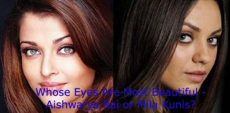 aishwarya rai eyes