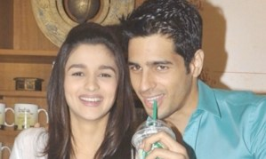 Alia Bhatt and Sidharth Malhotra's Valentine Day's Date in Goa