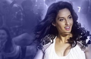 Nora Fatehi's Hot Sizzling Moves in Rock The Party Song