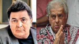 Rishi Kapoor Tweets Shashi Kapoor's Fine
