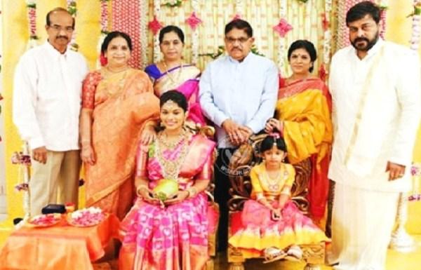 sreeja chiranjeevi marriage