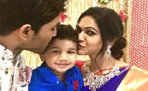 sreeja chiranjeevi second marriage pictures