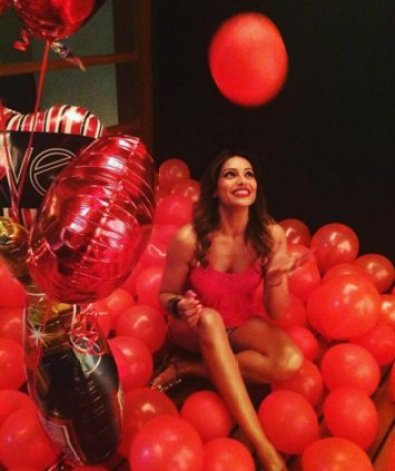 Bipasha Basu's bachelorette party pictures