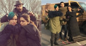 PIX: Deepika Padukone's Fun Moods with Xander Cage Cast in Toronto