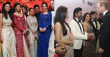 royal dinner with bollywood celebrities
