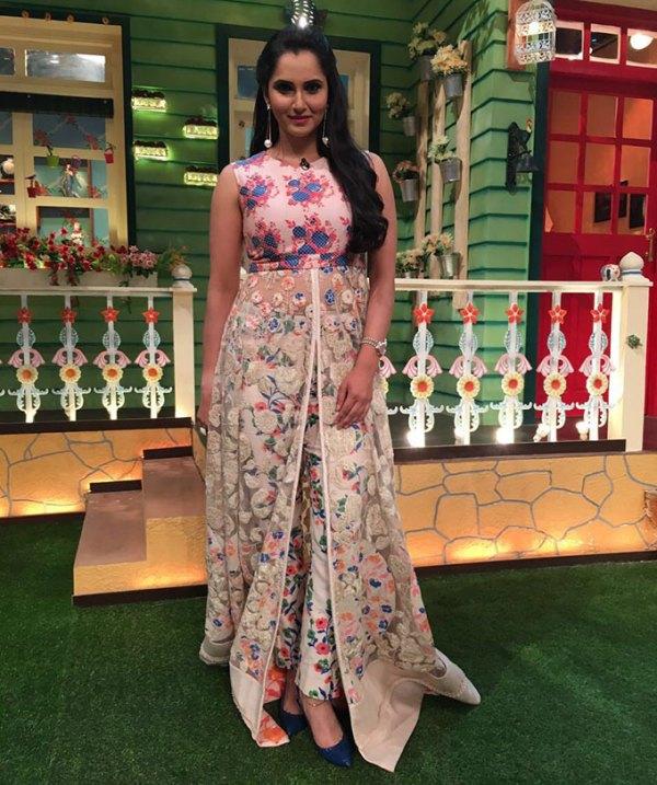 Sania Mirza style