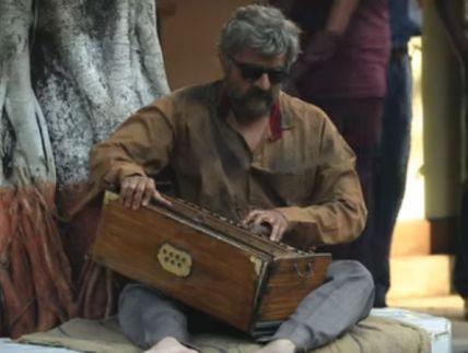 Sonu Nigam disguises as a beggar