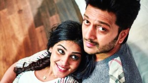 Riteish and Genelia Welcome Their Second Baby