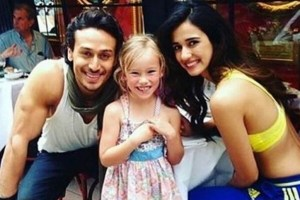 Tiger Shroff and Girlfriend Disha Patani SPOTTED in Paris