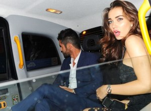 Amy Jackson Dating Cheryl Cole's Ex-Husband, Jean Bernard