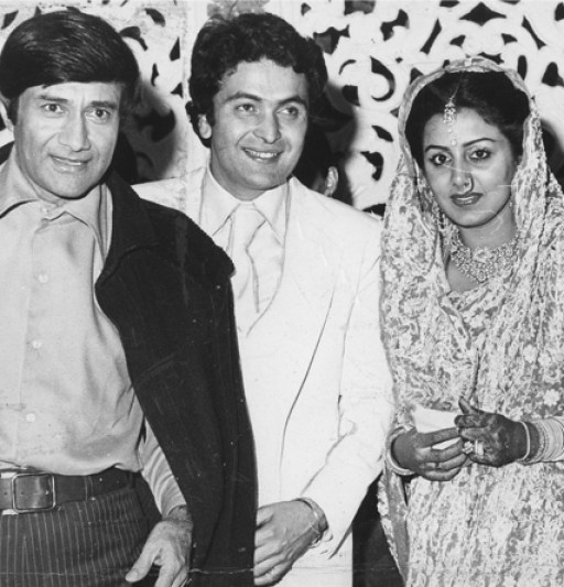 rishi kapoor neetu singh marriage pictures