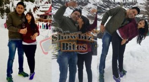 Exclusive Photos: Jyotsna Chandola's Romantic Holiday with Husband in Manali