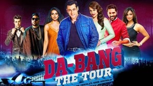 Sonakshi Sinha to Dance in Salman Khan's Da Bang Tour Around The World