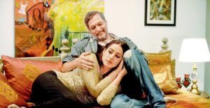 Nana Patekar and Mahie Gill's Romantic Wedding Anniversary's Movie Stills