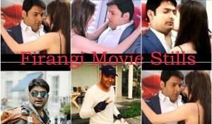 EXCLUSIVE: Kapil Sharma's Firangi Movie Stills