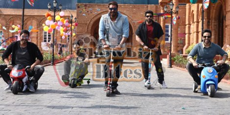 Golmaal Again worldwide box office collections