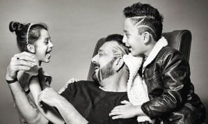 PHOTOS: Sanjay Dutt's photoshoot with kids simply steal the hearts