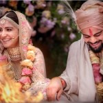 Anushka Sharma and Virat Kohli's wedding