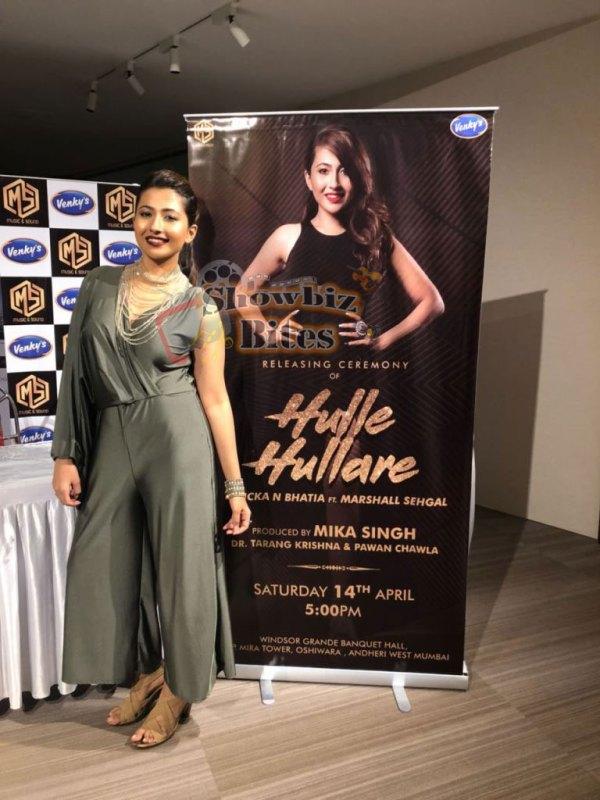 Taricka Bhatia's song Hulle Hullare