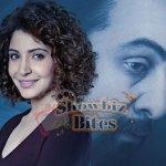 Anushka Sharma's look