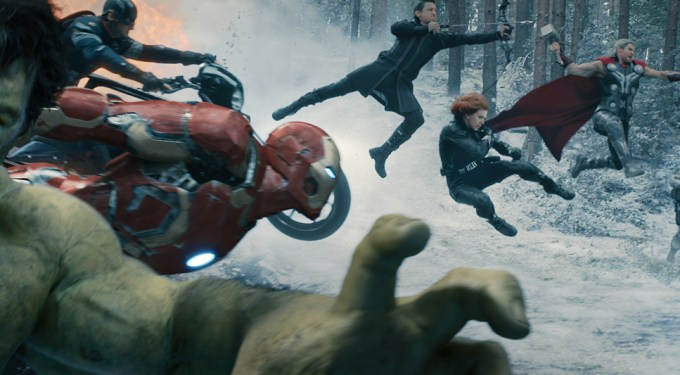 The Avengers: Age of Ultron (Movie Review)