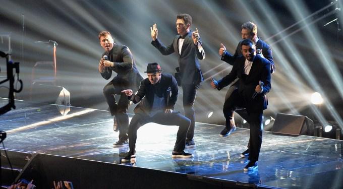'N Sync VMA Reunion: A Success Or Utter Failure?