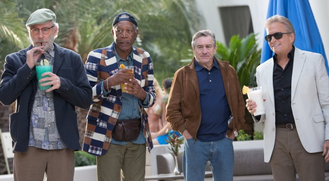Last Vegas (Movie Review)