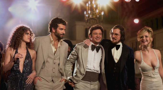 'American Hustle': 6 Questions With The Cast