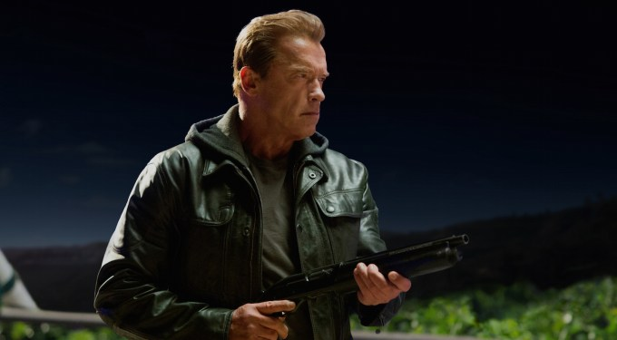 'Terminator Genysis' Event Came To NYC