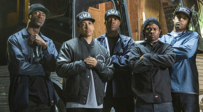 This Week In Movies… 'Straight Outta Compton,' 'The Man From U.N.C.L.E.'