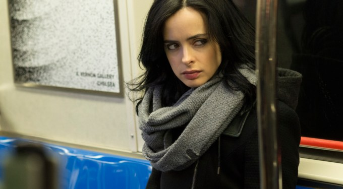 Netflix Releases First-Look Photos for Marvel's 'Jessica Jones'