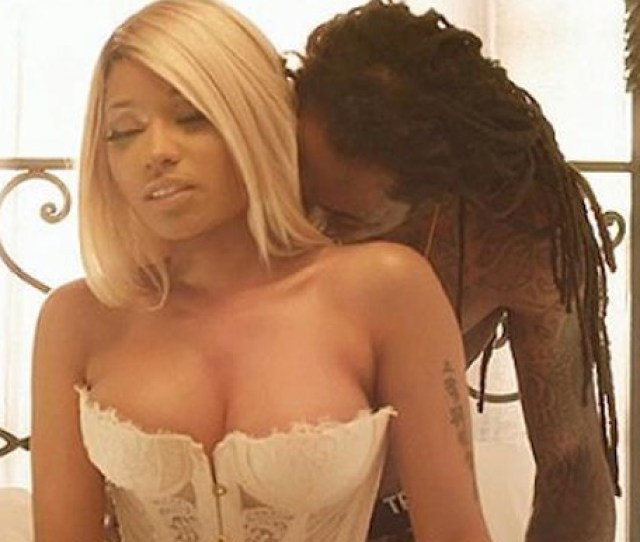 Nicki Minaj Sex Tape Video With Lil Wayne