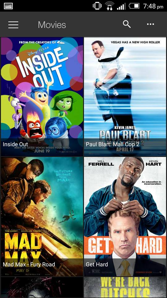 Inside Out on ShowBox 2