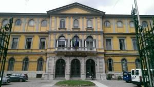 2016 Mailand - Spielort Blick von außen