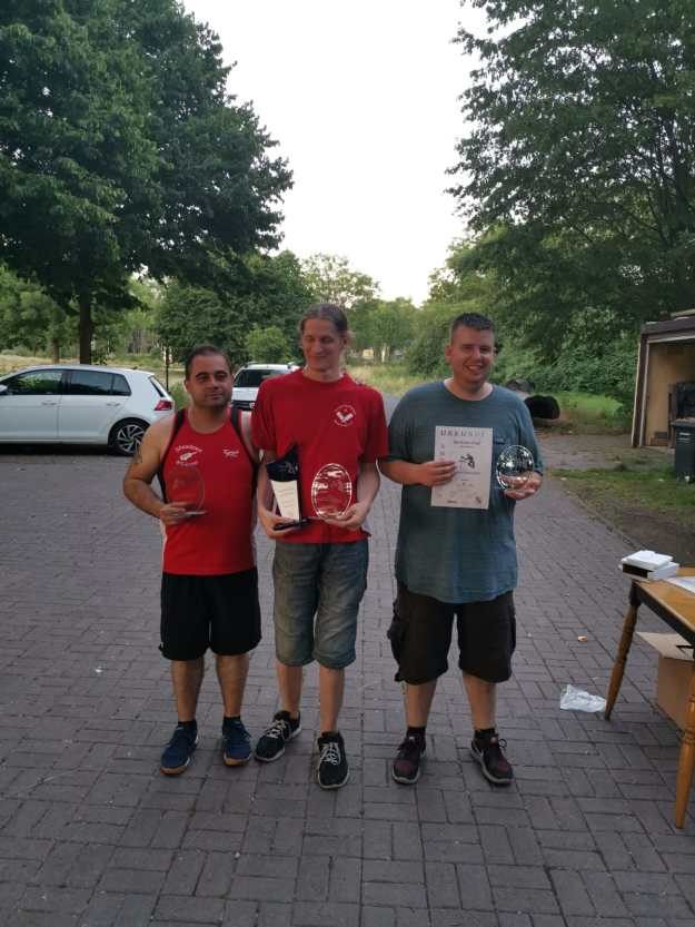 Sommer, Sonne und Spaß am Showdown – 6. Herkules-Cup am 29.06.2019 in Kassel