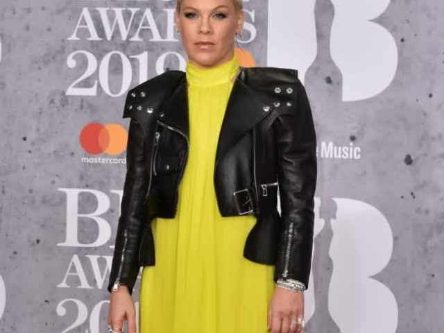 Pink: I didn't want to be a mom!