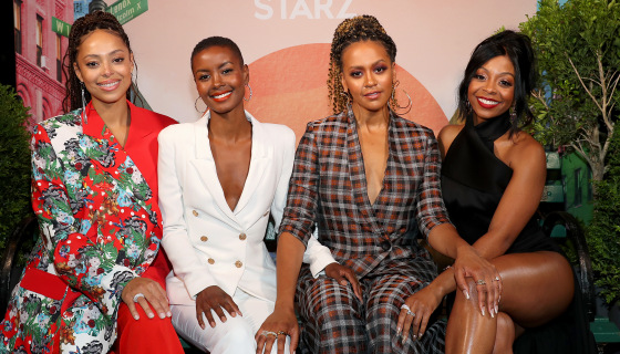 """Love To See It: """"Run The World"""" Makes Buzzy Debut With Vibrant, Dynamic & Well-Moisturized Black Women Being Magical"""