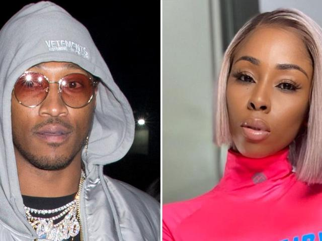 Rapper Future Headed To Trial With Baby Mama Eliza Reign Over Child Support