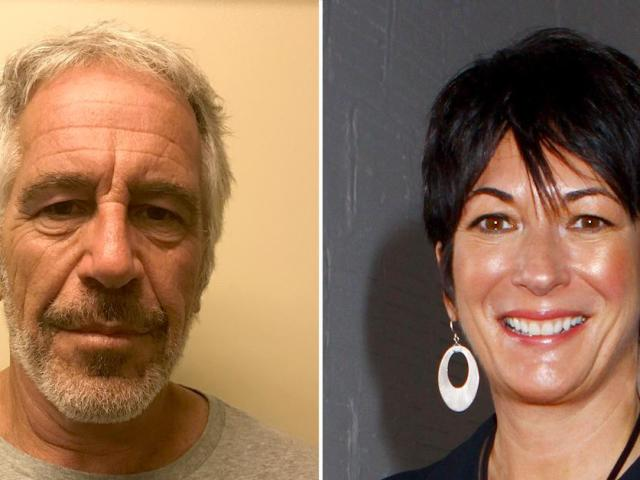 Jeffrey Epstein's Ex Ghislaine Maxwell Demands Sex Trafficking Charges Be Dropped, Accuses Prosecutors Of Improperly Obtaining Evidence