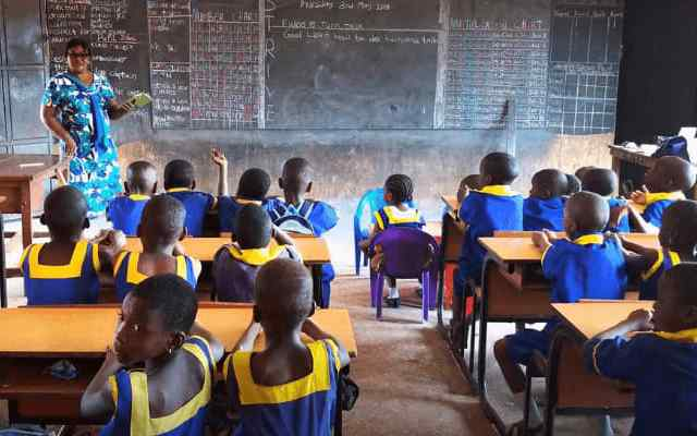 Here is why leadway and 10,000 parents came together for children's education