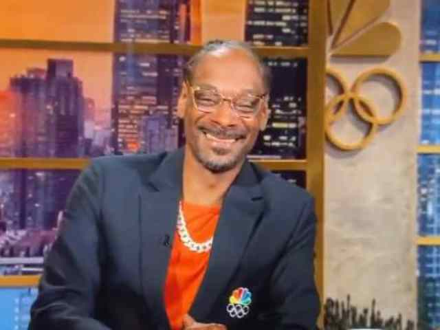 Snoop Dogg Is Commentating the Olympics and It's Hilarious: Watch