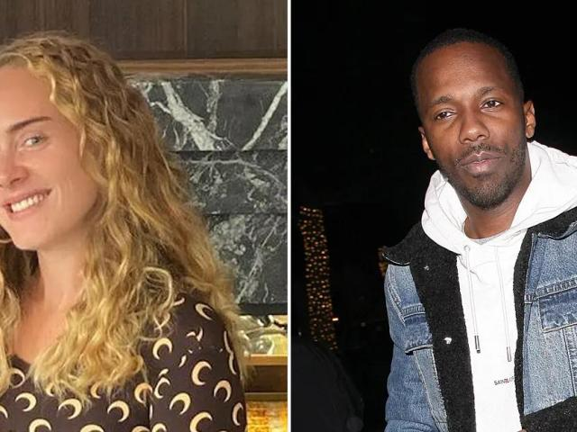 Adele Slips Into Leggy Miniskirt For Boyfriend Rich Paul During Ritzy Dinner Date, Days After Their Alleged 'Full-On Fight'