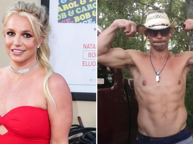 Britney Spears' First Ex-Husband Jason Alexander Rips Off Shirt, Debuts Jaw-Dropping Abs To Celebrate Singer's Conservatorship Win