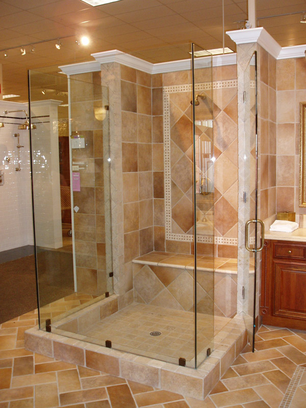 Heavy Glass Shower Doors In Ft Myers Fl