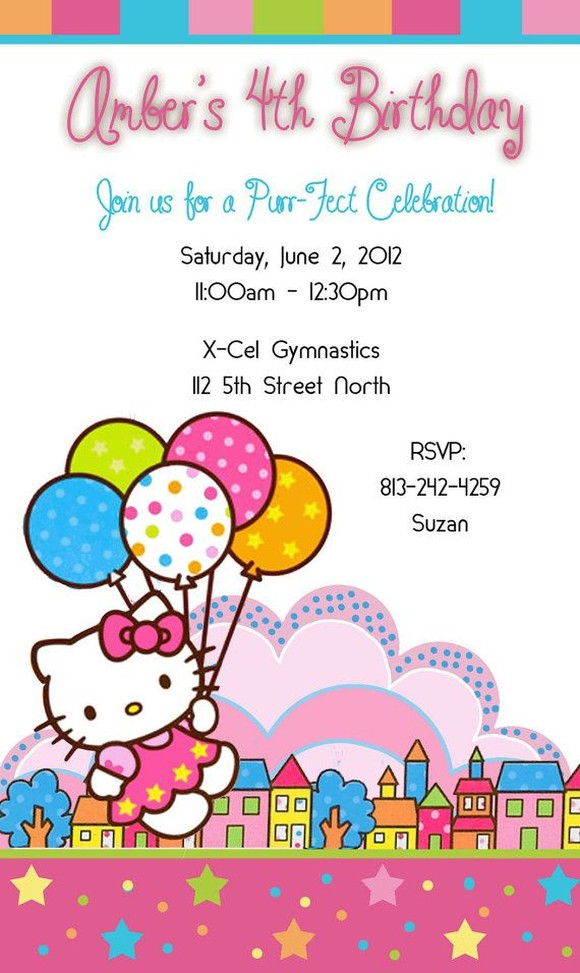 Invitation letter format for kitty party invitationjpg o kitty party invitation sample invitations online stopboris Gallery
