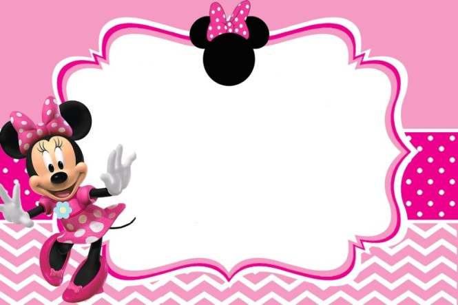 red minnie mouse baby shower invitations templates