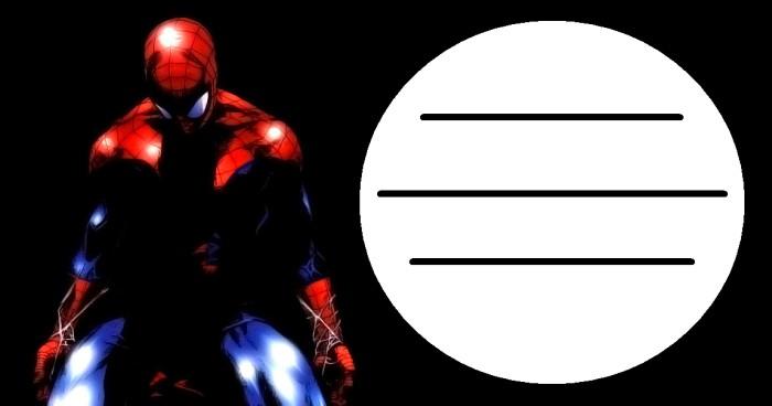 Spiderman Free Printable Invitation Templates